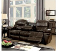 Listowel Reclining Sofa with Drop Down Table & USB