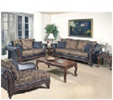Vendome 2pcs Sofa and Loveseat set