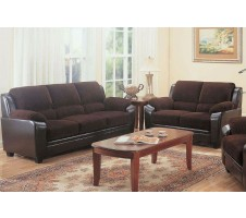 Monika Sofa and Loveseat set
