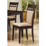 Mix & Match Rectangle Cushion Back Chair