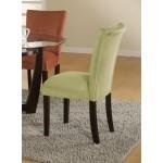 Bloomfield Light Green Parson Chair