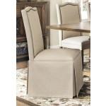 Parkins Parson Chair w/Skirt
