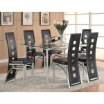 Los Feliz Metal Dining Set