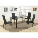 Dollins Contemporary Dining Set