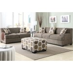 Damascus Sofa & Loveseat Set - Slate