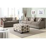 Damascus Sofa & Loveseat Set - Slate
