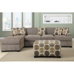 Damascus Sectional Large - Slate