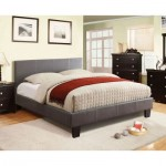 Winn Park Bed - Gray