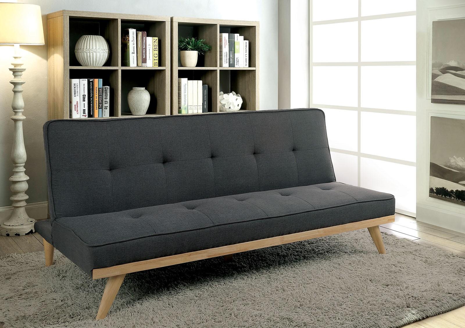 Wayfair Mid Century Sofa Bed Futons