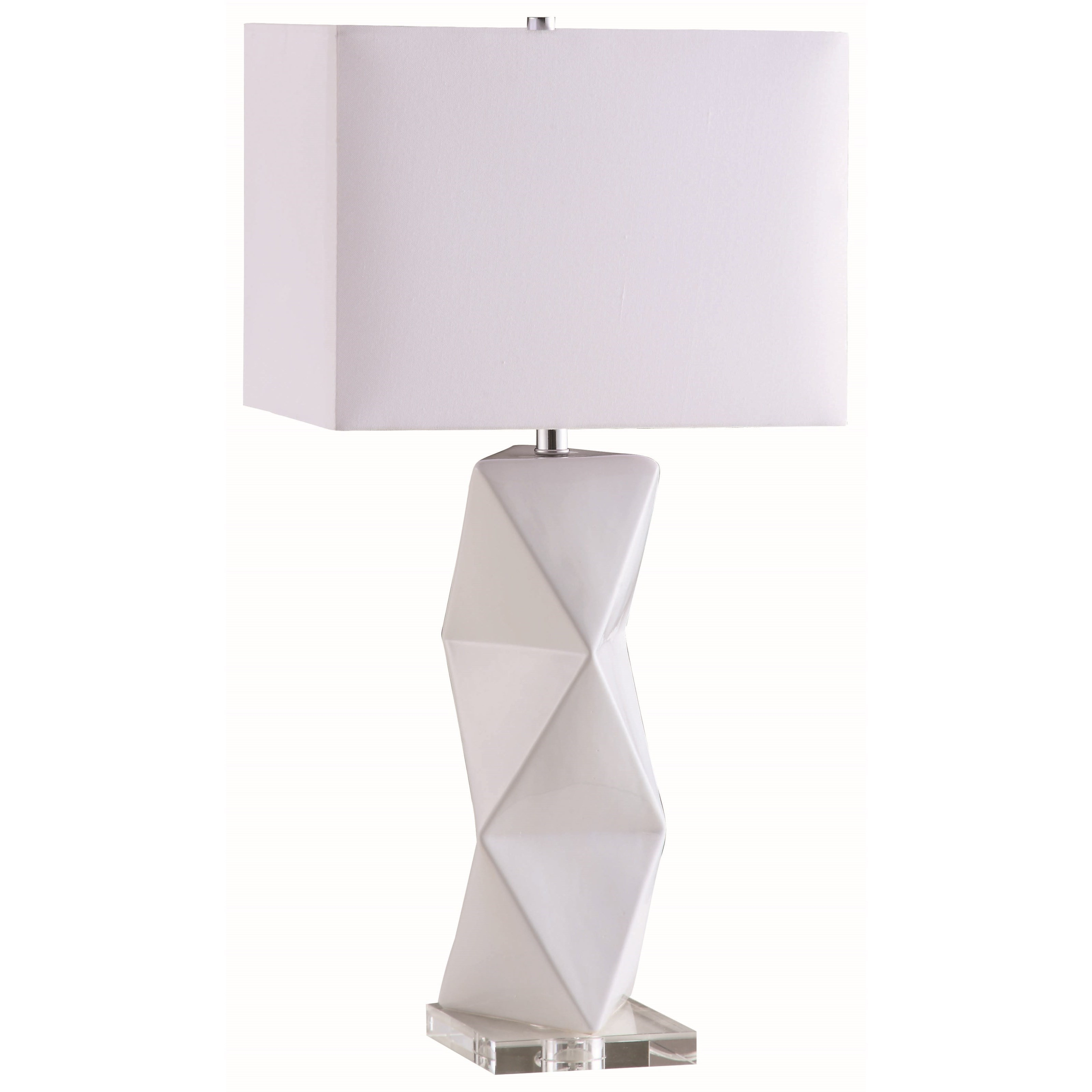 Sale Scott White Lamp