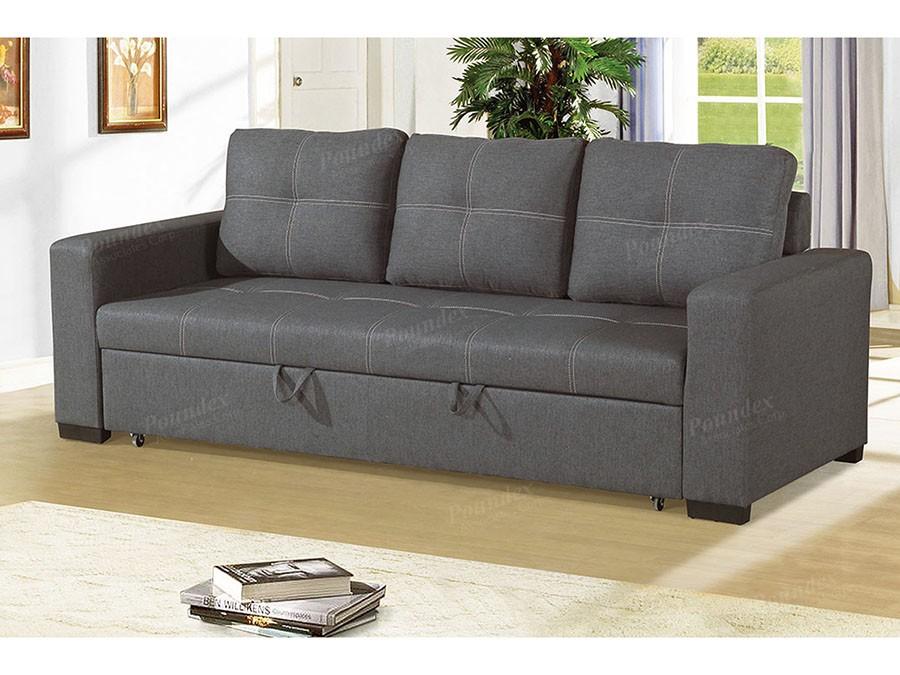 Sale Azis Convertible Sofa Futons