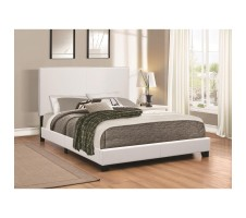 Jefferson Bed - White