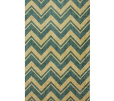 Ziggy blue stripe Rug