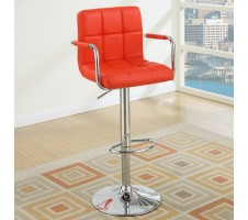 Alexis Adjustable Bartstools (set of 2 included)