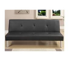 Alexis Sofa bed in black