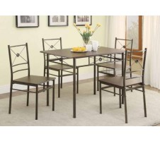 Allure 5pc. Dining Set