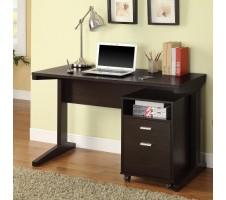 Corbin Desk and File Cabinet Set