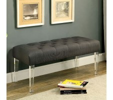 Sofie Bench in Grey