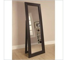 Abbot Floor Mirror