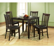 Avalon 5pc dining table Set