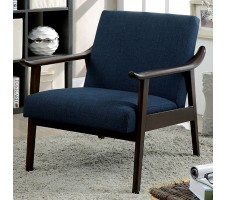 Andreas Chair in Navy
