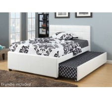 Carly Full Bed frame with Trundle