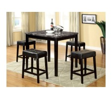 Jaxson 5pc. Counter Height Dining Set
