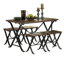 Aguiar 5pc. Dining Set