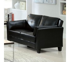 Rivera Loveseat Black