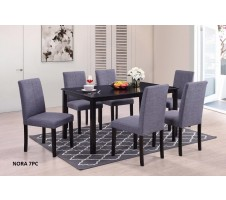 ON SALE ! NORA 7pc DINING SET