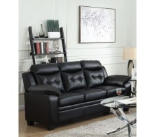 Finley Sofa in Black