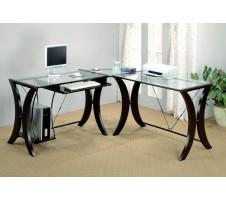 Gordon 3pc L shaped desk