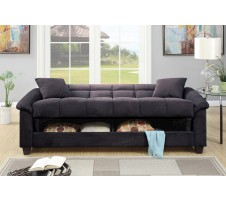Easton Adjustable sofa with Storage