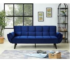 Brockton Sofa Bed in Navy