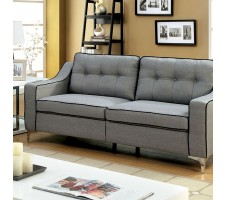 Glenda Sofa in grey