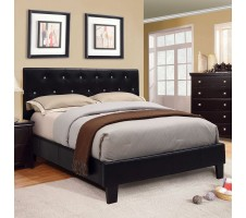 Avara Queen Platform Bed Frame & MATTRESS