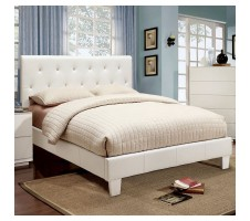 Pacifica Queen Platform Bed & MATTRESS