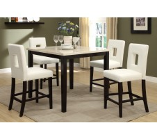 Sapphire 5pc. Counter Height Dining Set