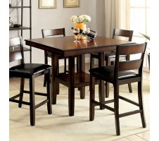 Norah 5pc. Counter Height Dining Set