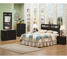 Jessica 5pc Queen Bedroom Set