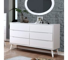 Park Avenue Dresser In white