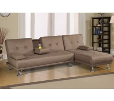 Lytton 2pc. Sectional Sofa Bed
