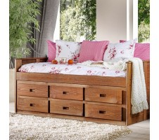 LIA TWIN CAPTAIN DAY BED