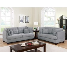 SALE! Laurel 2pc. Sofa and Loveseat