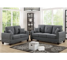 Willow 2pc. Sofa & Loveseat