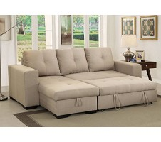 Denton Sectional Sofa Bed