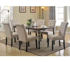 Vriel  7pc Dining Set