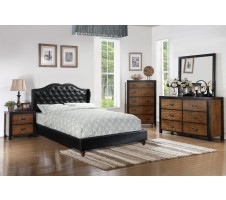 Portola 4pc. Queen Platform Bedroom Set
