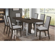 Lorence 7pc. Dining Set