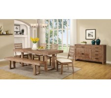 West Elm 6pc Dining Set